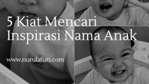 Rich result on Google's SERP when searching for 'nama anak'