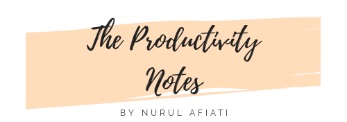 The Productivity Notes
